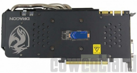 ASUS GeForce GTX 660 Ti Dragon