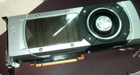 NVIDIA GeForce Titan Video Card