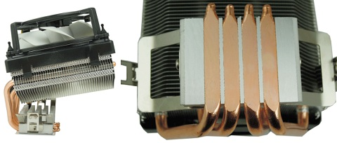 GELID Silent Spirit Rev 2 CPU cooler