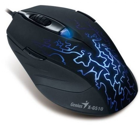 Genius X-G510 Gaming Mouse