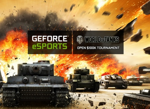 World of Tanks Open Tournament