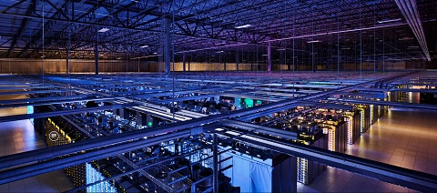 Google Council Bluffs Datacenter