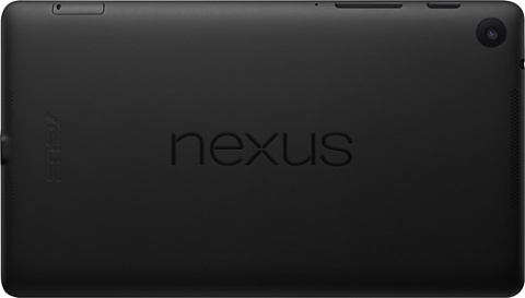 Google Nexus 7 Rear Camera