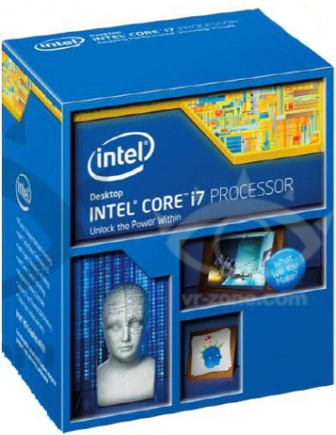 Intel Haswell CPU Box