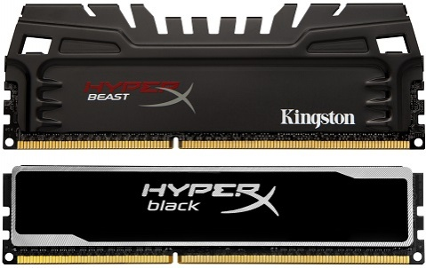 Kingston HyperX Beast Black Memory