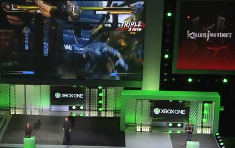 Killer Instinct Rape Joke at E3