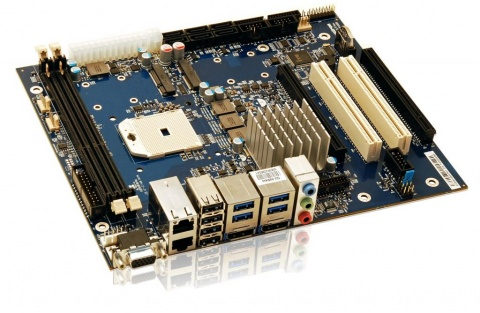 Kontron KTA75/Flex Motherboard