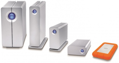 LaCie Thunderbolt Devices