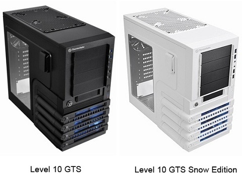 Thermaltake Level 10 GTS Mid-Tower Chassis