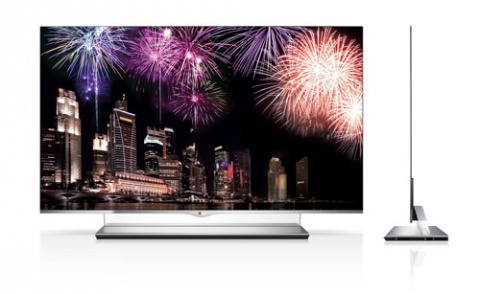 LG 55EM9700 OLED HDTV