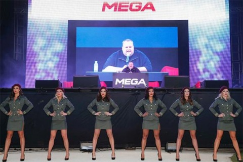 MEGA Launch Event in New Zealand
