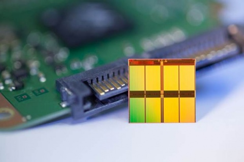 Micron 16-nanometer NAND Flash
