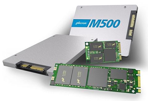 Micron M500 SSD