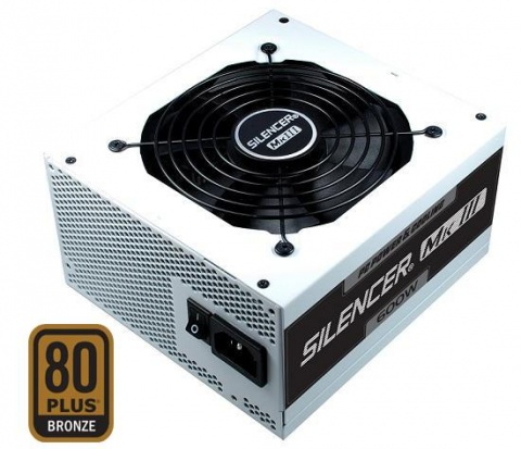 PC Power and Cooling MK III 600W PSU