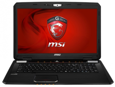 MSI GX70 Notebook