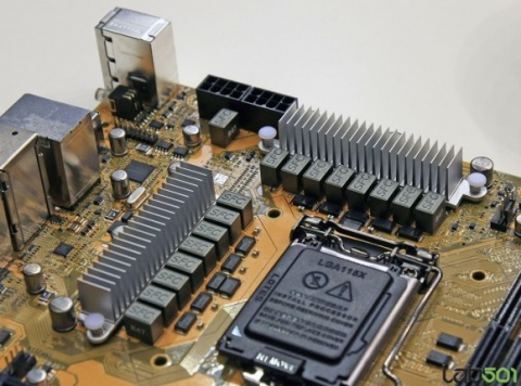 MSI Z87A-GD65 Motherboard Socket