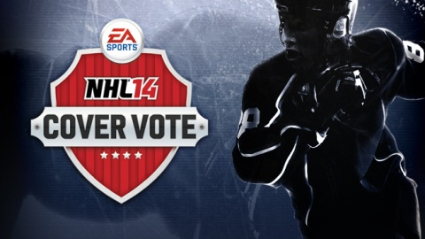 NHL14 Cover Vote