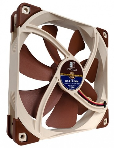 Noctua NF-A14 140mm PWM Fan