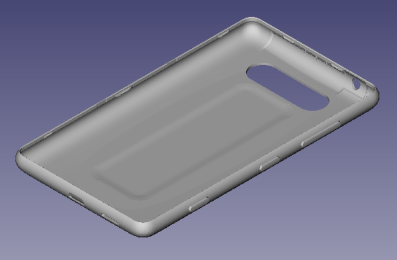 Nokia 3D Printing Cover