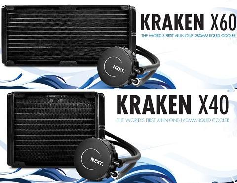 NZXT Kraken X60 Water Cooler