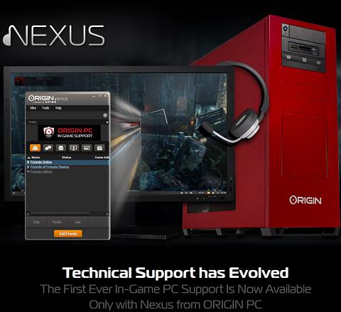 ORIGIN Nexus