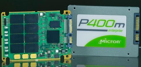 Micron P400m SSD