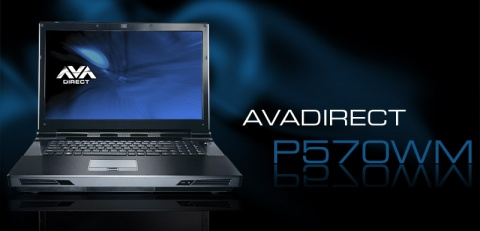AVADirect Clevo p570wm Gaming Notebook