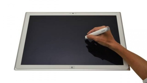 Panasonic 4k tablet
