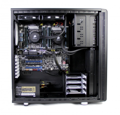 Puget Systems Quiet Dual Xeon Workstation