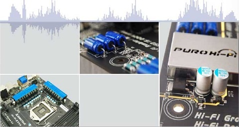 Biostar Puro HiFi Audio