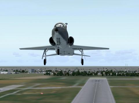 Saitek Combat Pilot