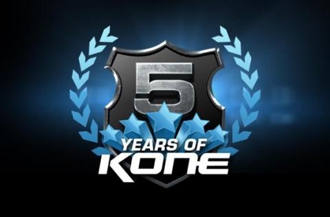 ROCCAT Kone 5 Years