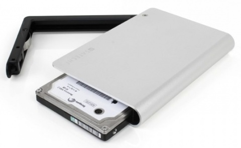 Satechi Aluminium HDD enclosure