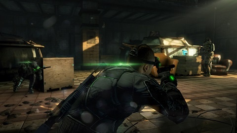 Splinter Cell Blacklist Deluxe Edition