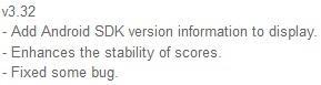 scorestability