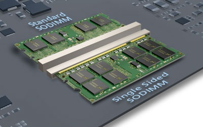 Single Sided DDR3 SODIMM