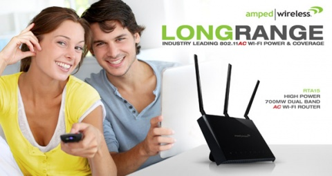 RTA15 802.11ac router