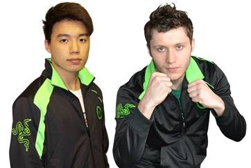 Team Razer Champion Jacket