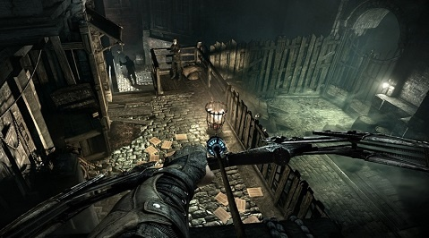 Thief PC Game Screen Shot