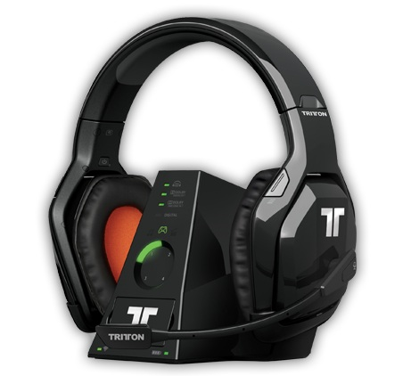 Warhead 7.1 Wireless Surround Headset