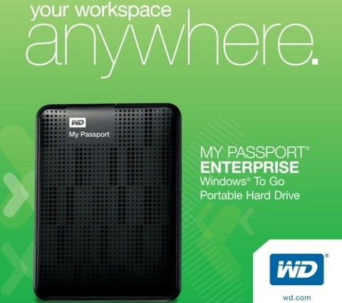 WD My Passport Enterprise