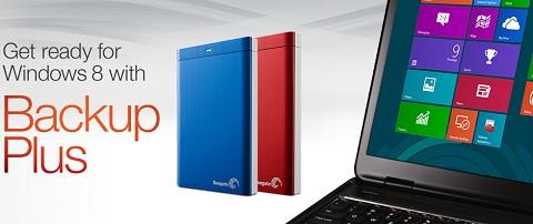 Windows 8 Backup Plus