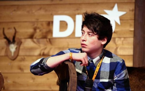 Nick D'Aloisio of Yahoo