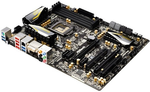 ASrock Z77 Extreme6/TB4 Motherboard