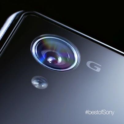 Sony Honami G camera lense