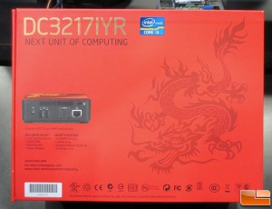 Intel DC3217IYR Box