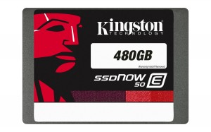 Kingston SSDNow E50 480GB SSD