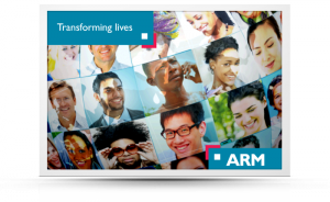 ARM Transforming Lives