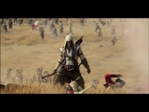 Assassin's Creed III E3 Cinematic Trailer Shown At E3