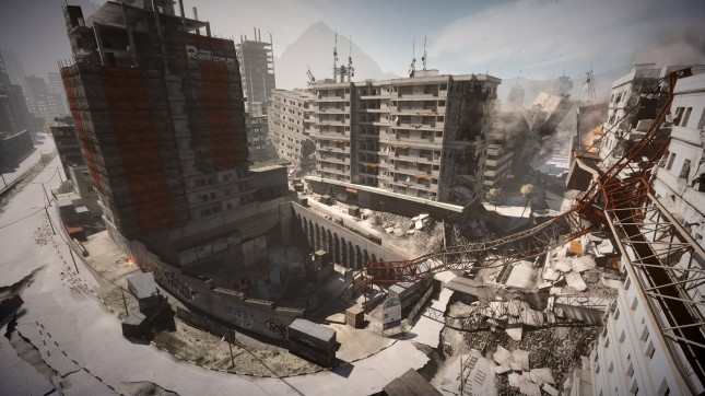 Battlefield 3 Gets 'Epicenter' Multiplayer Disaster Map in Aftermath DLC
